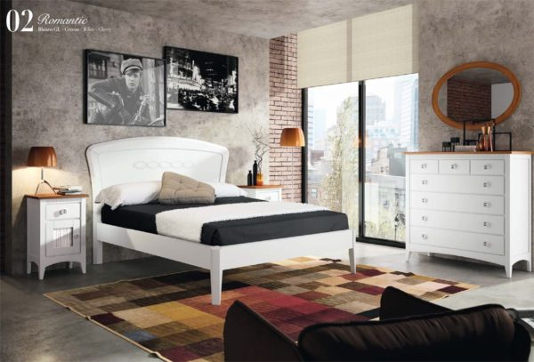 Dormitorios coloniales