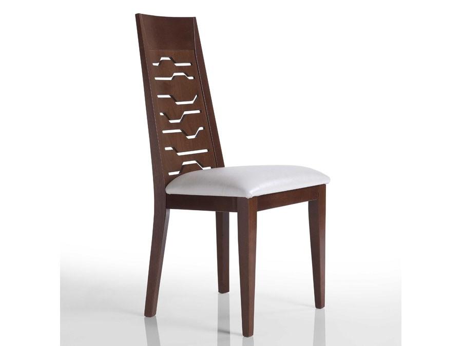 Sillas modernas muebles isa for Sillas cromadas modernas