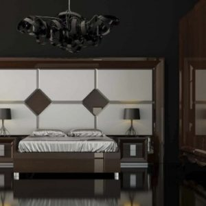 Dormitorio coloniales